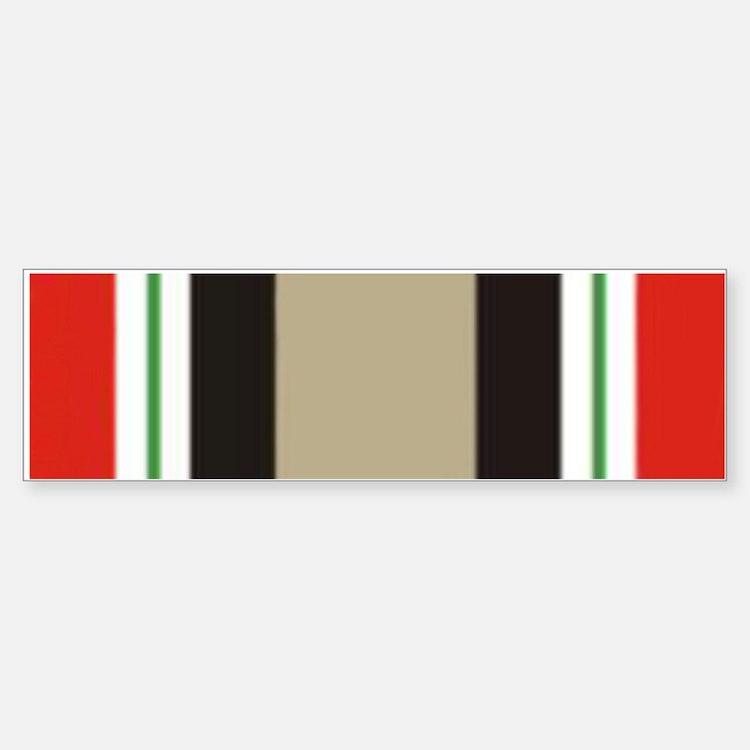 OIF Medal Ribbon (Bumper)