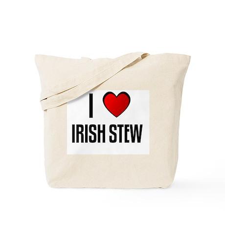 I LOVE IRISH STEW Tote Bag