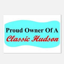 """Proud Hudson Owner"" Postcards (Package of 8)"
