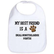 My best friend is a SMALL MUNSTERLANDER POINTER Bi