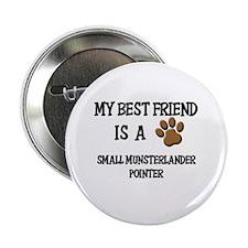 My best friend is a SMALL MUNSTERLANDER POINTER 2.