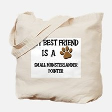 My best friend is a SMALL MUNSTERLANDER POINTER To