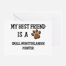 My best friend is a SMALL MUNSTERLANDER POINTER Gr