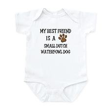 My best friend is a SMALL DUTCH WATERFOWL DOG Infa