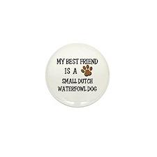 My best friend is a SMALL DUTCH WATERFOWL DOG Mini