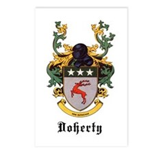 Doherty Coat of Arms Postcards (Package of 8)