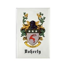 Doherty Coat of Arms Rectangle Magnet