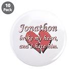 Jonathon broke my heart and I hate him 3.5