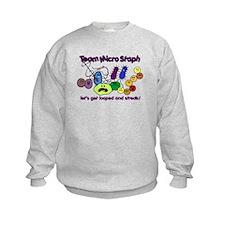 I Love Bacteria Sweatshirt