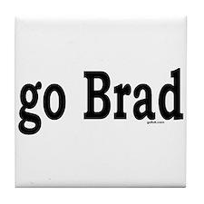 go Brad Tile Coaster