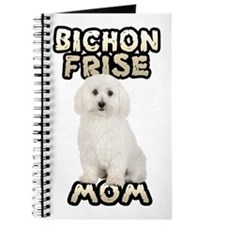 Bichon Frise Mom Journal