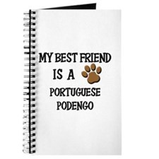 My best friend is a PORTUGUESE PODENGO Journal