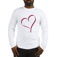 Solo Heart Long Sleeve T-Shirt