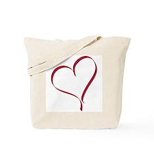 Solo Heart Tote Bag