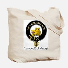 Campbell Argyll Tote Bag