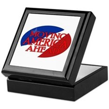Cute West wing Keepsake Box