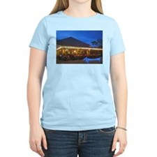 Blue Dachshund T-Shirt