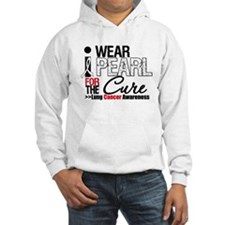 Lung Cancer Cure Hoodie