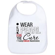 Lung Cancer Cure Bib