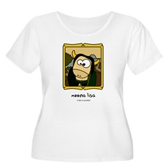 Moona Lisa T-Shirt
