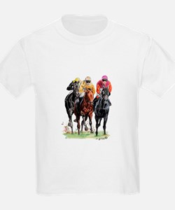 Funny Horse racing T-Shirt