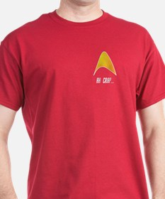 The Red Shirt T-Shirt (Cardinal)