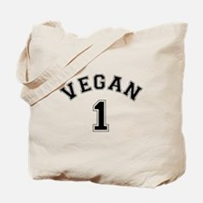 Sporty Vegan Tote Bag