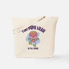 Tiki Pupu Luau Tote Bag