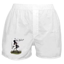 The Mad Hatter Boxer Shorts