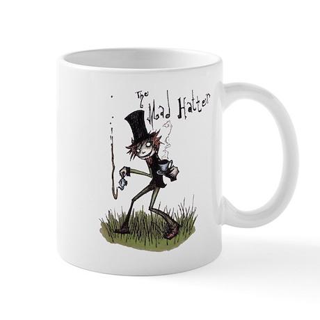 The Mad Hatter Mug