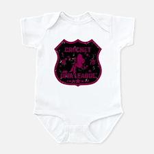 Crochet Diva League Infant Bodysuit