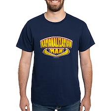 Rationalization Man... T-Shirt
