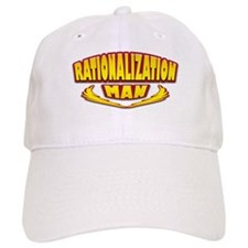 Rationalization Man... Baseball Cap