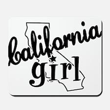 California Girl Mousepad
