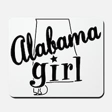 Alabama Girl Mousepad