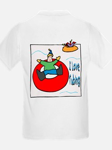 I Love Tubing T-Shirt