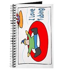 I Love Tubing Journal