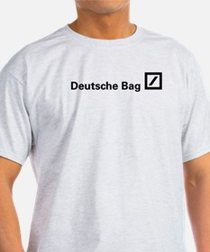Deutsche Bag (Black) T-Shirt