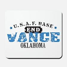 Vance Air Force Base Mousepad