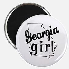 Georgia Girl Magnet