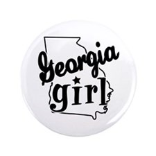 "Georgia Girl 3.5"" Button"