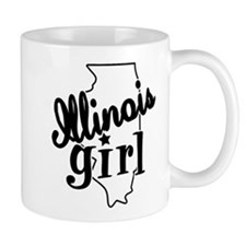 Illinois Girl Mug