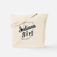 Indiana Girl Tote Bag