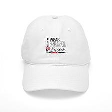 Lung Cancer (Sister) Baseball Cap