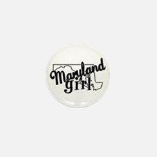 Maryland Girl Mini Button (100 pack)