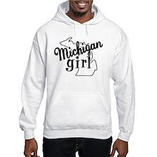 Michigan Girl Hoodie