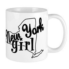 New York Girl Mug