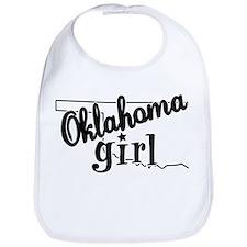 Oklahoma Girl Bib
