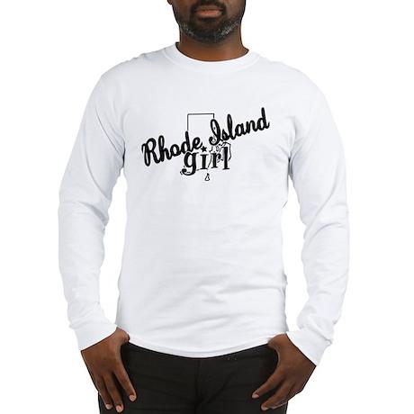 Rhode Island Girl Long Sleeve T-Shirt