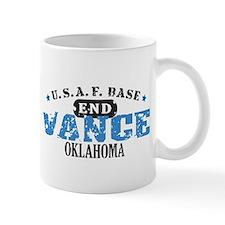 Vance Air Force Base Mug